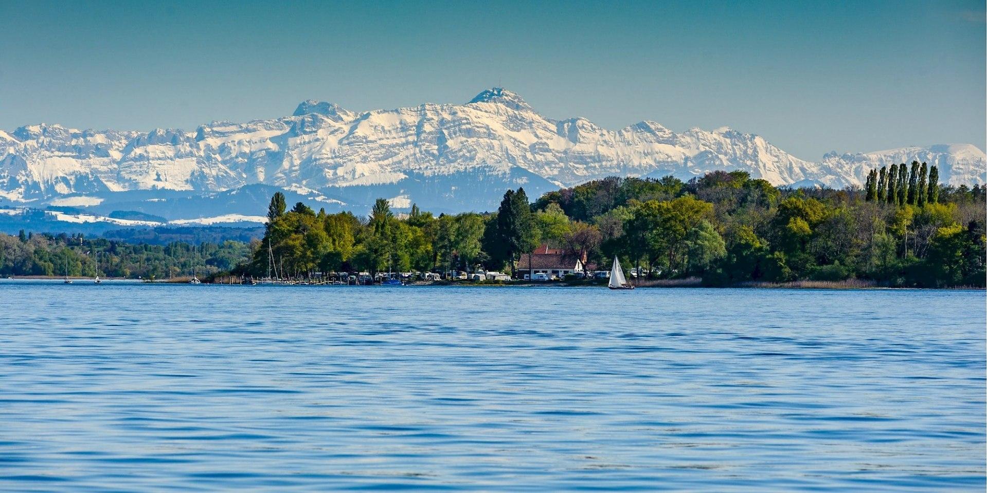bodensee karte campingplätze Campingplätze am Bodensee und Infos zu Camping am Bodensee