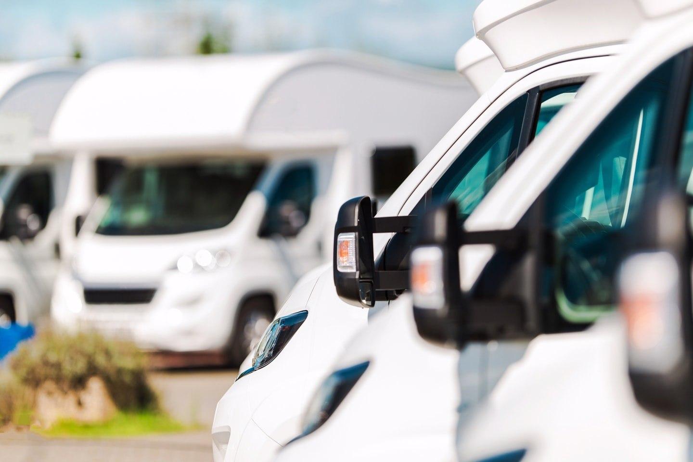 Verleihstationen für Campingmobile am Bodensee